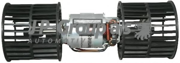 JP GROUP SKODA Электродвигатель вентиляции салона Felicia,Caddy JPGROUP 1126101400