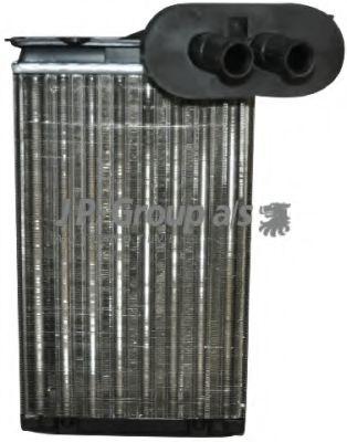 Теплообменник отопление салона