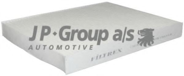 JP GROUP VW Фильтр салона T5 03- ,Touareg 02- JPGROUP 1128101100