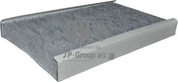 JP GROUP Фильтр салона (уголь) AUDI A6/S6 94- JPGROUP 1128102309