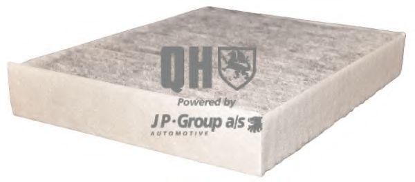 JP GROUP VW Фильтр салона Touareg 10- (бумажн) JPGROUP 1128102909