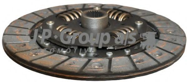 JP GROUP VW Диск сцепления 190мм Golf,Jetta 1,5/1,6 -92 JPGROUP 1130200700
