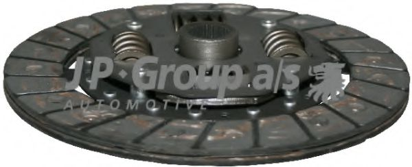 JP GROUP VW Диск сцепления Golf/Vento,Skoda Octavia 1.4 00- JPGROUP 1130201000