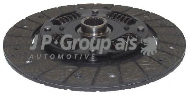 JP GROUP VW  Диск сцепления (210мм) AUDI 80/100,A6 86- JPGROUP 1130201300