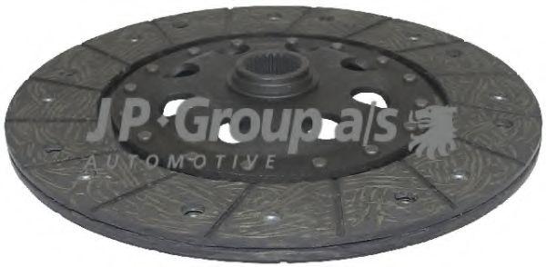 JP GROUP VW Диск сцепления 1,8/1,8T Passat 96-; AUDI A4,A6 JPGROUP 1130201900