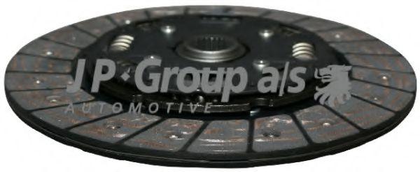 JP GROUP VW Диск сцепления 228мм,z=23 LT28-35 2,4D/TD 78- JPGROUP 1130202000