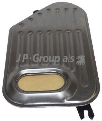Фильтры АКПП JP GROUP AUDI Масляный фильтр АКПП A4,A6,A8  арт. 1131900500