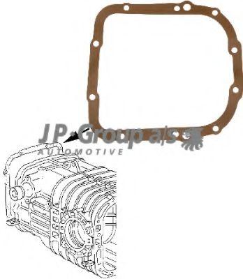 Прокладка крышки КПП Прокладка КПП піддону JPGROUP арт. 1132001100