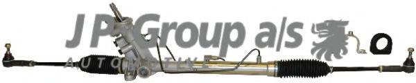 JP GROUP Рейка рулевая Skoda Fabia -14 (+тяги,+наконечники) JPGROUP 1144304400