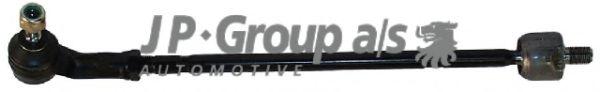 JP GROUP VW Рулевая тяга лев. (в сборе) GOLF,VENTO 92- (усил) JPGROUP 1144401770