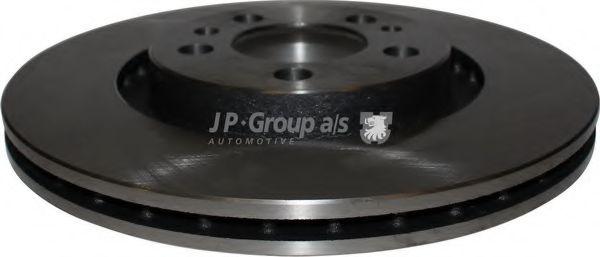 JP GROUP VW Диск тормозной вент. передн. (280mm)A3/ Golf IV 1,8-20V/1,9TDI JPGROUP 1163101200