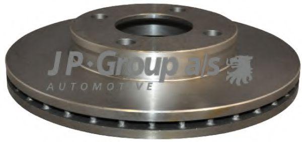 JP GROUP AUDI Диск тормозной передн.вентил. 80/90/100 76- JPGROUP 1163102700