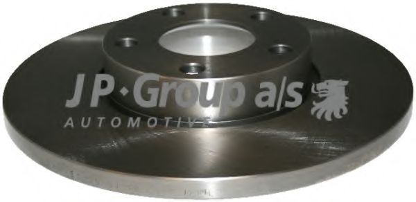 JP GROUP AUDI Диск тормозной перед.100/A4/A6 JPGROUP 1163102800