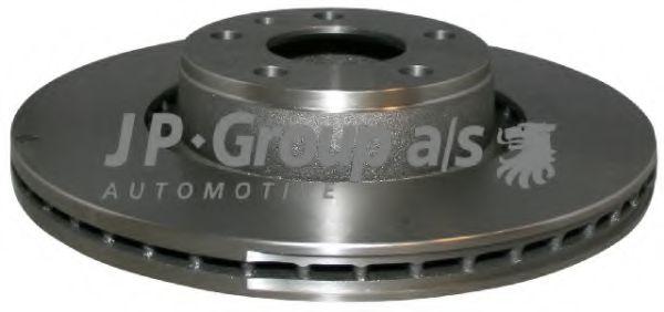 JP GROUP AUDI Тормозной диск пер. A6 2.4I 2.0TDI 2.7TDI  3.0TDI 05- JPGROUP 1163103400
