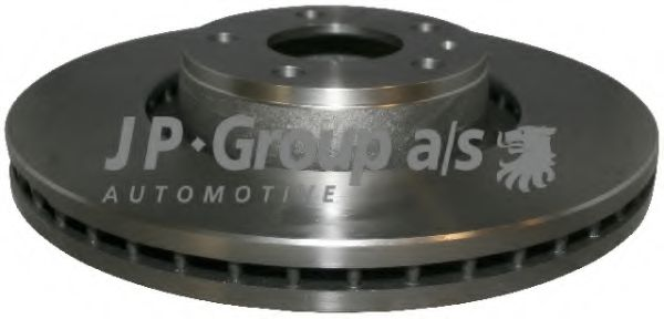 JP GROUP AUDI Диск тормозной передн.вент. A6,A8 97- JPGROUP 1163103500