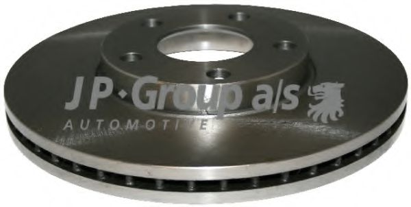 JP GROUP VW Диск тормозной перед. (вентил.) Passat 96- JPGROUP 1163106000