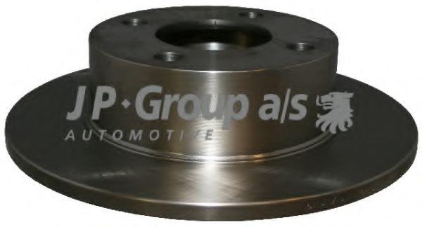 JP GROUP AUDI Диск тормозной задн.80  -95, 100  -90 JPGROUP 1163200200
