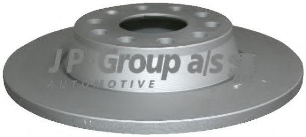 JP GROUP VW Диск тормозной задн. Audi A3;Golf 4,Passat; SEAT;Octavia JPGROUP 1163200900