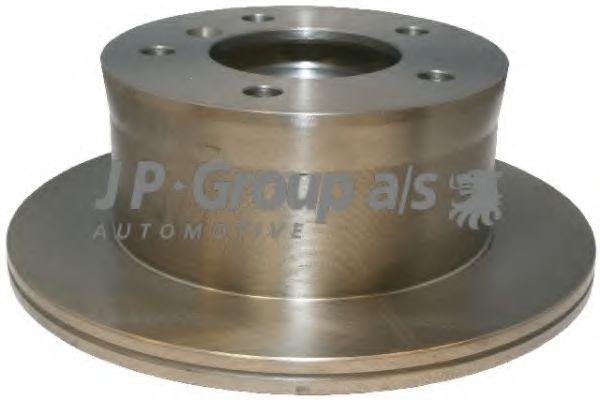 JP GROUP VW Диск тормозной задн. LT 96-; DB Sprinter (272*16) JPGROUP 1163201200