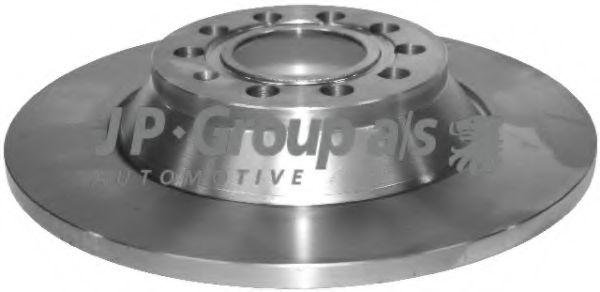 JP GROUP VW Диск тормозной задний AUDI A6 2.0i 2.4i 2.7TDI 2.8FSI 3.0i 05- JPGROUP 1163202100