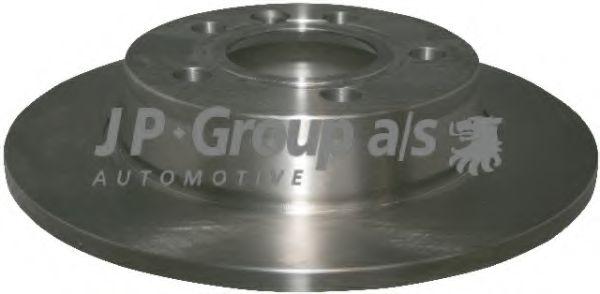 JP GROUP VW Диск тормозной задн Sharan; SEAT Alhambra; FORD Galaxy JPGROUP 1163202900