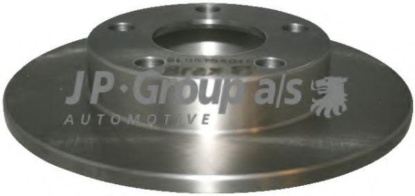 JP GROUP AUDI Диск тормозной задн.80/A4 (245*9,9) MINTEX арт. 1163203300