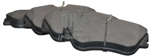 Гальмiвнi колодки к-т JPGROUP 1163603419