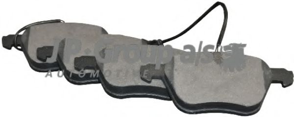 JP GROUP VW Тормозные колодки перед.с датч.Sharan; T4; FORD Galaxy; SEAT JPGROUP 1163604310