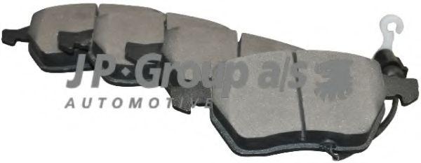 Гальмiвнi колодки к-т JPGROUP 1163605210