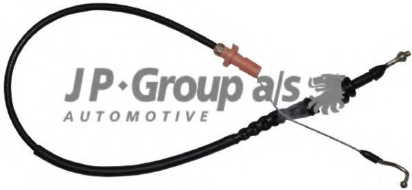 Тросик газа Трос акселератора JPGROUP арт. 1170100100