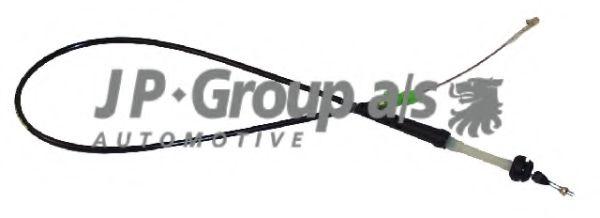 Тросик газа Трос акселератора JPGROUP арт. 1170100400