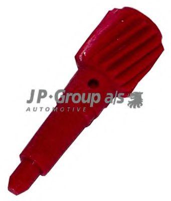 Шестерня механической коробки передач Шестерня привода спідометра JPGROUP арт. 1170600600