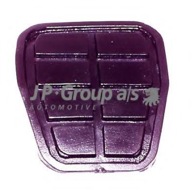 Педали, накладки на педали Накладка педалі JPGROUP арт. 1172200100