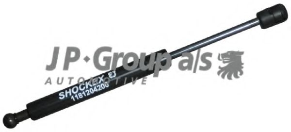 JP GROUP AUDI Амортизатор багажника 80 91-94 JPGROUP 1181204200