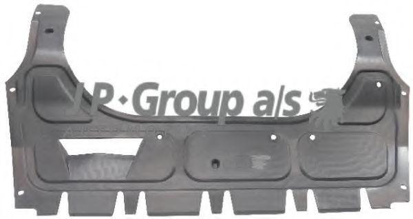 JP GROUP SKODA Защита двигателя Fabia -08 в интернет магазине www.partlider.com