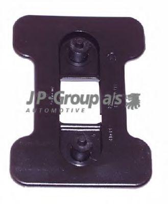 Кронштейн бампера JPGROUP 1184250100