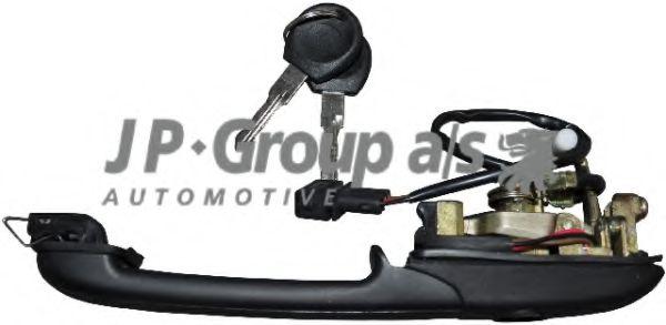 JP GROUP VW Ручка двери передняя прав. Passat 94-96 под ц.замок JPGROUP 1187101180