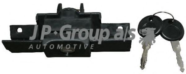 JP GROUP VW Замок багажника с ключами Jetta 83- JPGROUP 1187700500