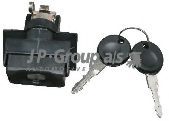 JP GROUP VW Замок багажника с ключами Golf II 83- JPGROUP 1187700600