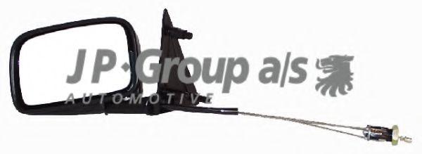 JP GROUP VW Зеркало наружное левое Golf II JPGROUP 1189100770