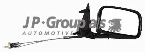 JP GROUP VW Зеркало наружное правое Golf II JPGROUP 1189100780
