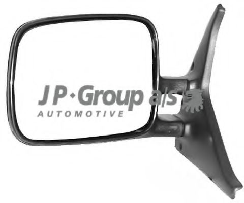 JP GROUP VW Зеркало боковое левое T4 JPGROUP 1189103370