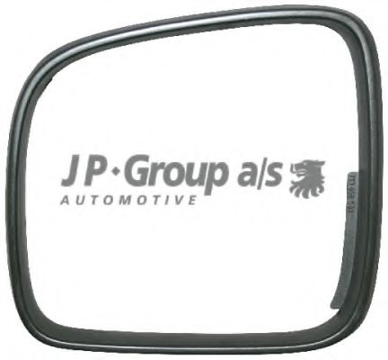 JP GROUP VW Рамка левого наружного зеркала T5 Caddy 04- JPGROUP 1189450470