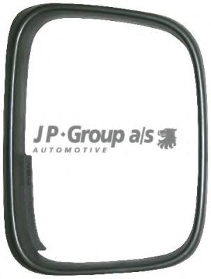 JP GROUP VW Рамка наружного зеркала прав T5 Caddy JPGROUP 1189450480