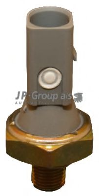 JP GROUP VW Датчик давления масла (0.75-1.05 bar) Golf,Passat,Touran,T5,Skoda,Audi  арт. 1193500700
