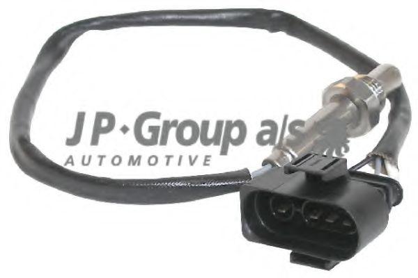 JP GROUP VW Лямбда-зонд (4 конт.) AUDI 1,8 VW 1,4/1,6Seat,Audi A6/8 JPGROUP 1193800800