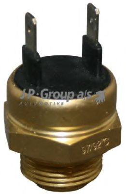 JP GROUP CITROEN Температурный датчик включения вентилятора радиатора AX,Peugeot 309,405,Skoda Favorit,Felicia,VW Caddy JPGROUP 1194001100