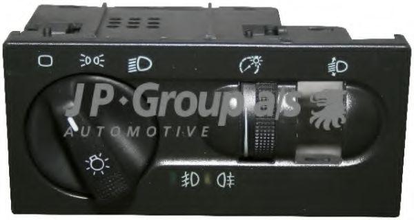 Выключатели управления освещением Выключатель, головной свет VAG арт. 1196100700