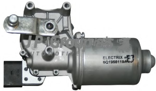 JP GROUP VW Электродвигатель стеклоочист.Polo,Skoda Fabia JPGROUP 1198201600