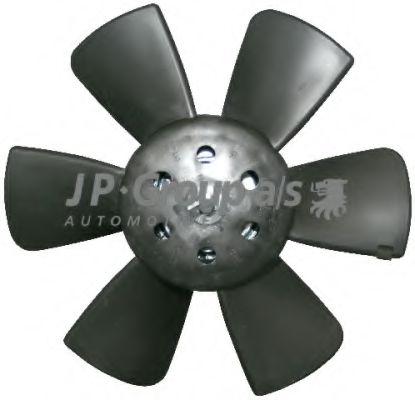 JP GROUP VW Вентилятор радиатора 100 60W,280мм Golf,Passat,Audi 80,100 JPGROUP 1199100200
